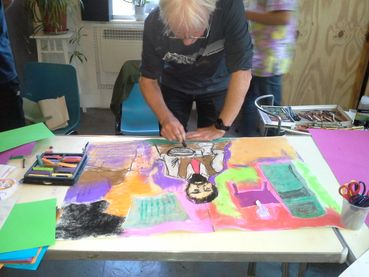 Govanhill Baths drawing classes